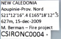 CSIRONC0004 label.jpg