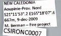CSIRONC0007 label.jpg