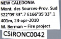 CSIRONC0042 label.jpg